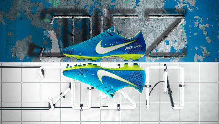 "Nike presentó sus botines Mercurial ""Written in the Stars"" para Neymar"