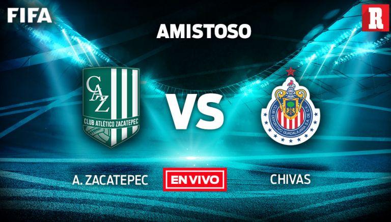 Zacatepec Vs Chivas Amistoso En Vivo Y En Directo Record