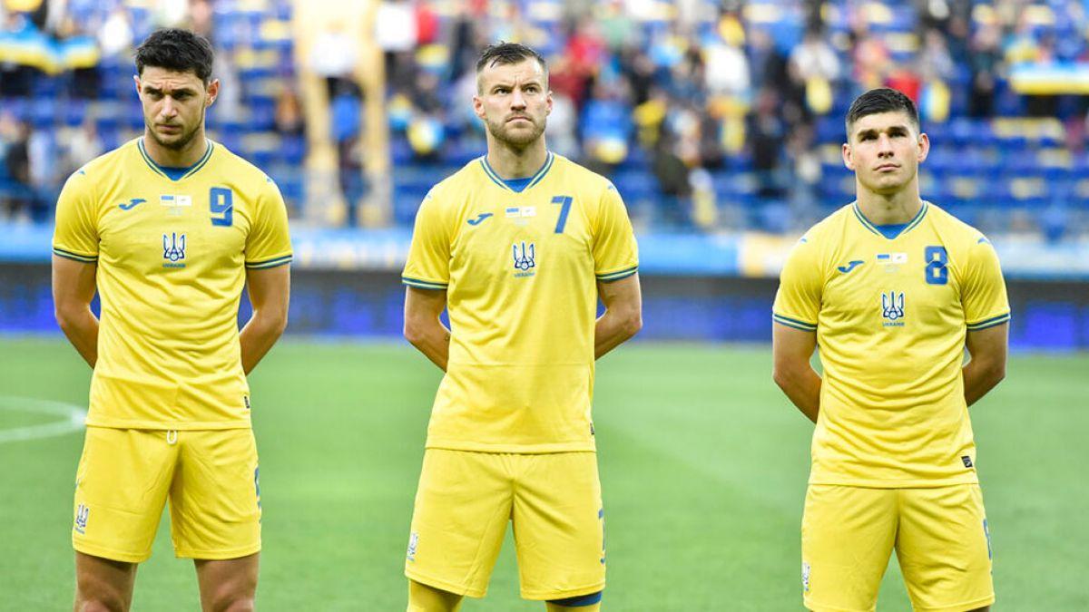Rusia protestó ante la UEFA por playera de Ucrania con inclusión de Crimea