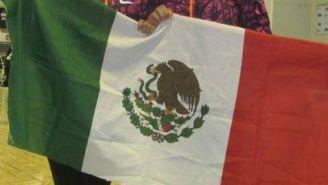 Las clavadistas lucen bandera mexicana tras conseguir boleto a Olímpicos