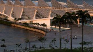 Una de los escenarios que albergarán los JO de Rio 2016