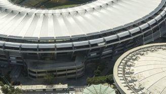 Maracaná y Estadio Olímpico, listos para Río 2016