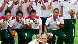 Tri Olímpico, ganador de la única medalla de oro en Londres 2012