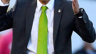 Juan Carlos Osorio en un partido de México