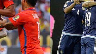 Chile y Argentina se enfrentarán en la Final de la Copa América