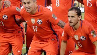 Once inicial de la selección de Chile para la Final de CA