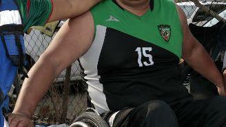 Atletas Paralímpicos en el Zoque