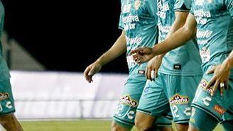 Jugadores de Chiapas tras juego contra Potros en Copa MX