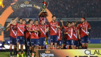Veracruz celebra la Copa MX del Torneo Clausura 2016