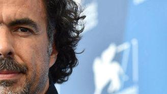 Alejandro González Iñárritu en el Festival de Cannes