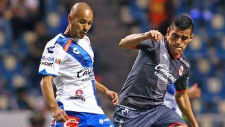 Puebla y Monarcas se enfrentan en el Estadio Cuauhtémoc