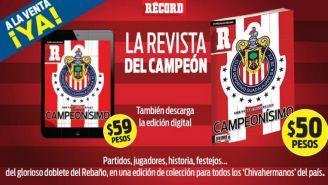 Compra ya tu revista especial del Campeón Chivas