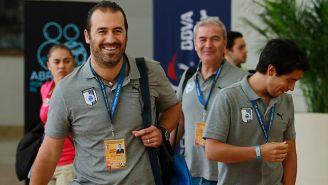 Joaquín Beltrán en el draft del futbol mexicano