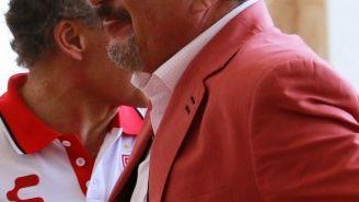 López Chargoy, durante el Draft