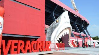 Estadio Luis 'Pirata' Fuente previo a la J1 del A2017