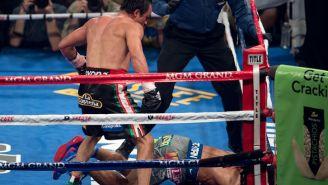 Juan Manuel Márquez noquea a Manny Pacquiao