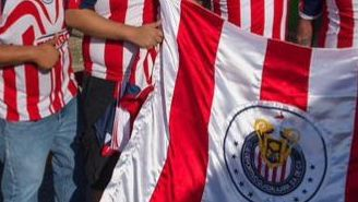 Aficionados de Chivas que viajaron de EU a Ciudad Juárez