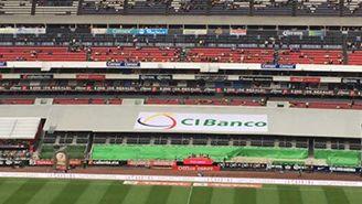 Así luce el Estadio Azteca previo al partido América-Tigres