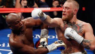 McGregor lanza un golpe a Money en Las Vegas