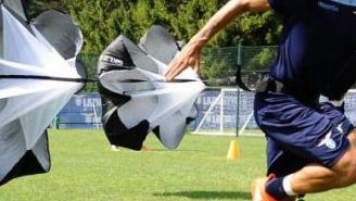 Ravel Morrison durante un entrenamiento con Lazio