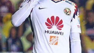 Alejandro Díaz, durante el juego entre Monarcas y América