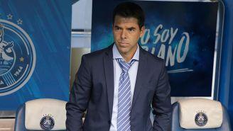 Chiquis García previo a un partido de Puebla
