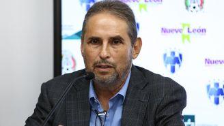 González Ornelas, en conferencia de prensa