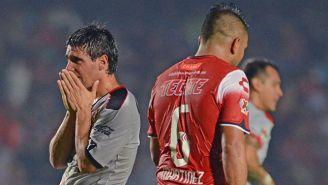 Alustiza se lamenta en juego contra Veracruz