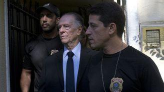 Carlos Nuzman, durante su detención en Río de Janeiro