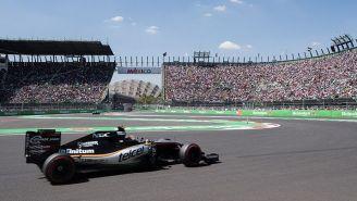 Afición mexicana presencia práctica en GP de 2016