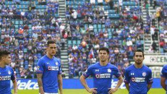 La Máquina, previo al juego contra Santos en el Estadio Azul