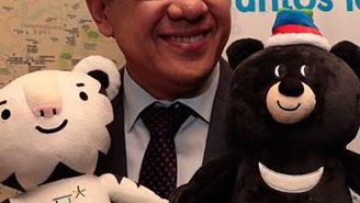 Beeho Chun, embajador de de la República de Corea