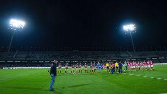 Así luce el Olímpico Universitario previo al partido