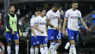 Cruz Azul lamenta derrota en el Estadio Azteca