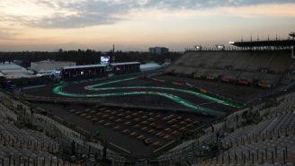 El AHR ya luce listo para el GP de México