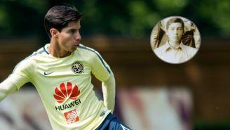 Diego Lainez es comparado con Rafael Garza Gutiérrez 'Récord'
