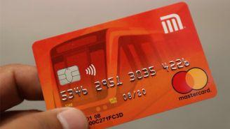 Así luce la nueva tarjeta del Metro
