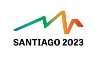 Logo oficial de los Juegos Panamericanos 2023
