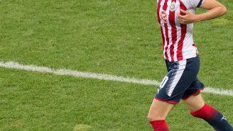 Tania Morales celebra su gol olímpico frente al América