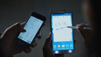 Samsung se burla de los conflictos a los que se enfrentan los usuarios de iPhone