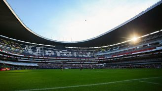 Estadio Azteca, durante la Semifinal Femenil entre América y Chivas
