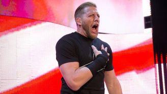 Jack Swagger hace su entrada en la WWE