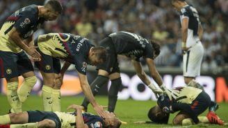 América se lamenta tras derrota con Rayados