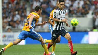 Dueñas y Molina, durante el partido de vuelta de los Cuartos de Final del torneo C2017