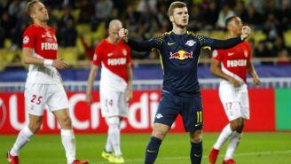 Werner celebra triunfo del Leipzing sobre el Mónaco