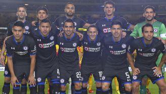 Cruz Azul previo a un partido contra Morelia