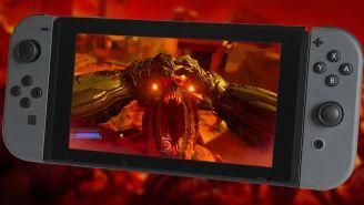 Podrás disfrutar del sanguinario Doom en donde sea gracias a la portabilidad del Switch
