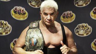 Shocker porta un un campeonato en el CMLL