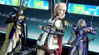 Los personajes icónicos de Final Fantasy se reunirán en este juego de peleas