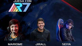 Los jugadores de Rainbow7 estarán en el evento de eSports